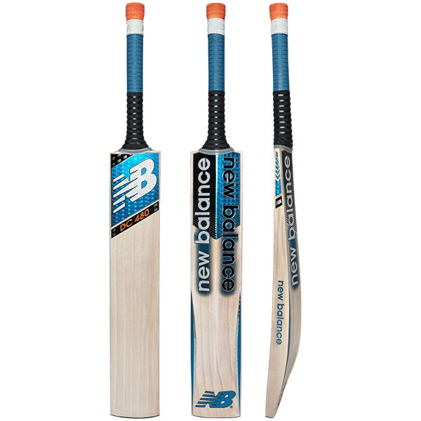 New Balance DC 480 Junior Cricket Bat