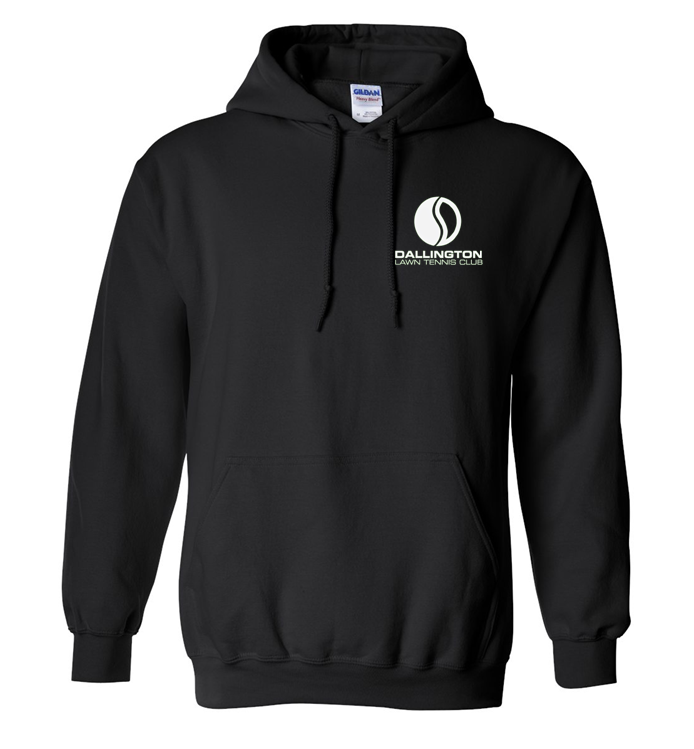 Dallington Hooded Sweatshirt Black