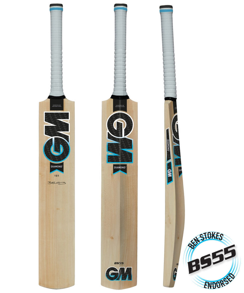 Gunn & Moore Diamond 101 Junior Cricket Bat