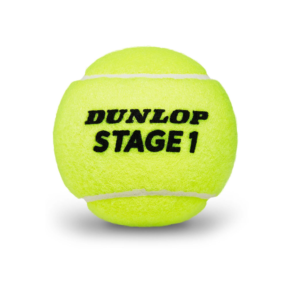 Dunlop Stage 1 Green Starter Tennis Ball