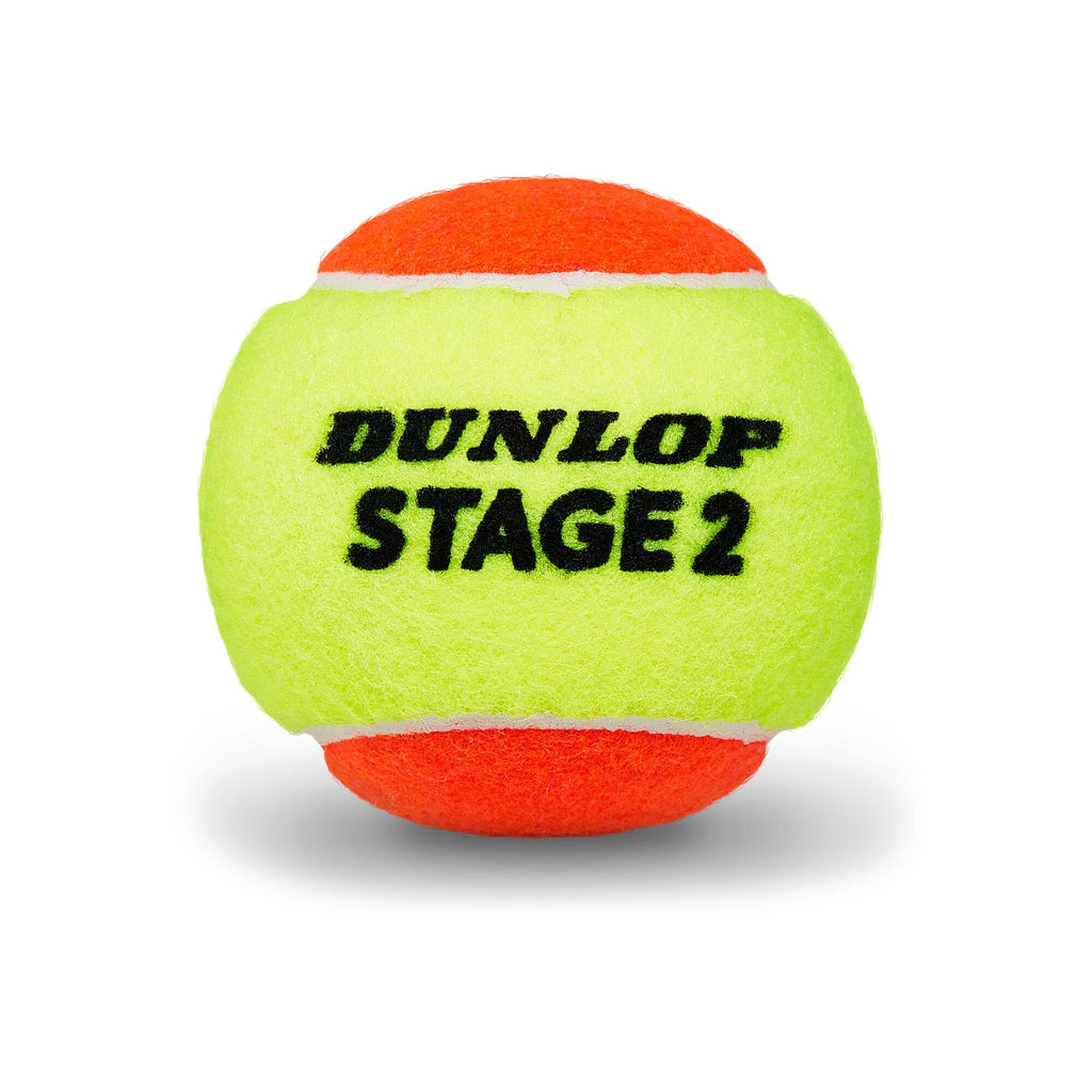 Dunlop Stage 2 Orange Starter Tennis Ball