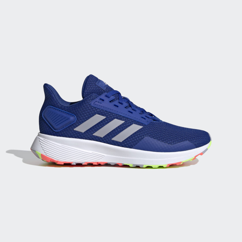 Adidas Duramo Junior Running Shoe Royal Blue