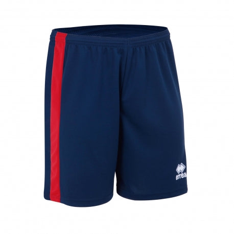 Errea Bolton MATCHDAY Shorts Navy/Red