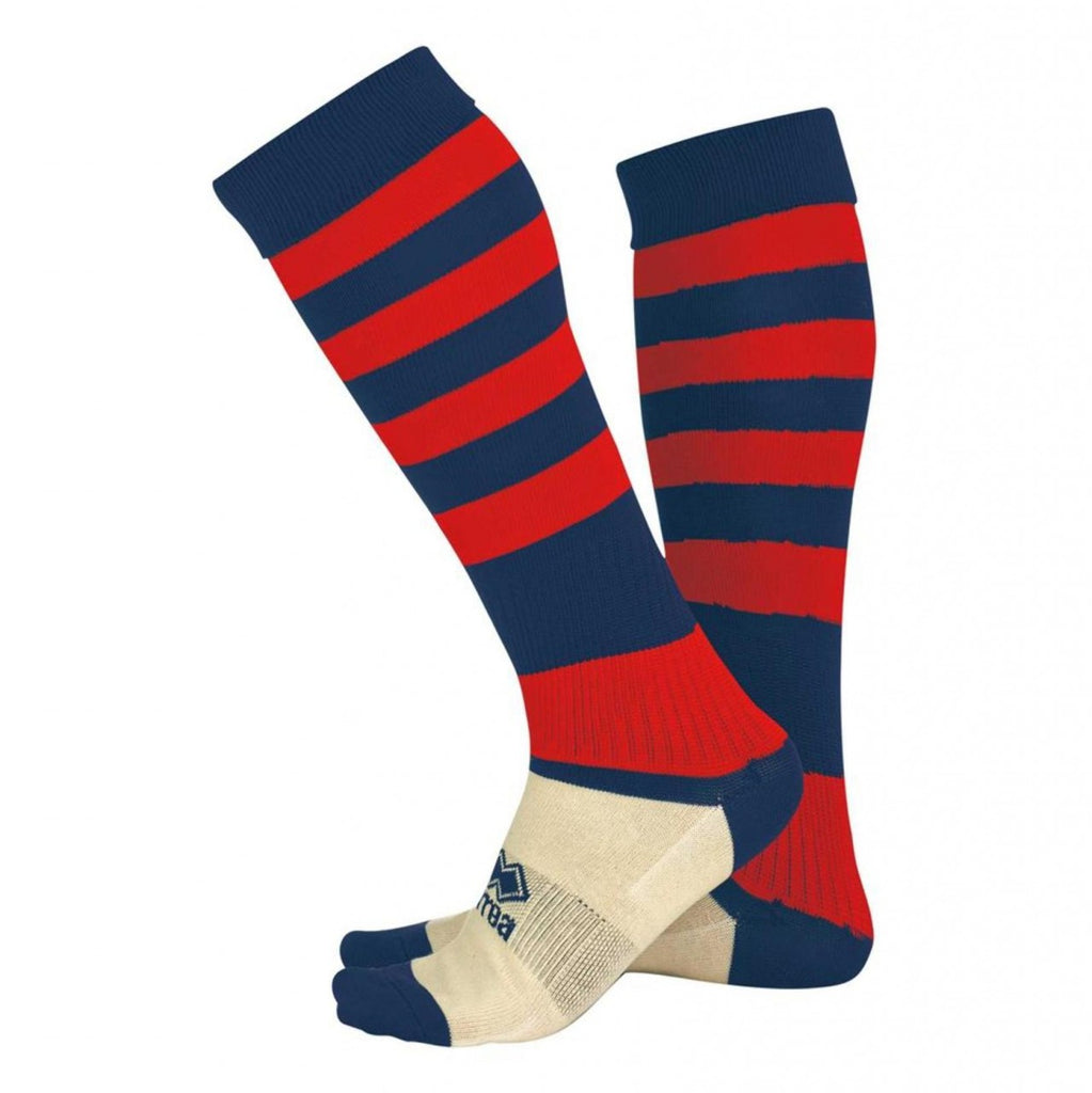 Errea Zone AWAY MATCHDAY Socks navy/red