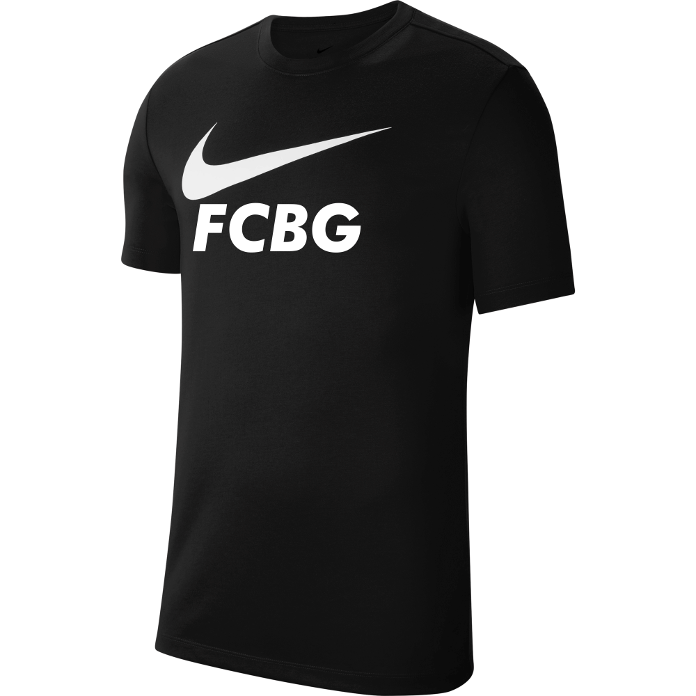 FCBG Nike Team Club Swoosh Tee