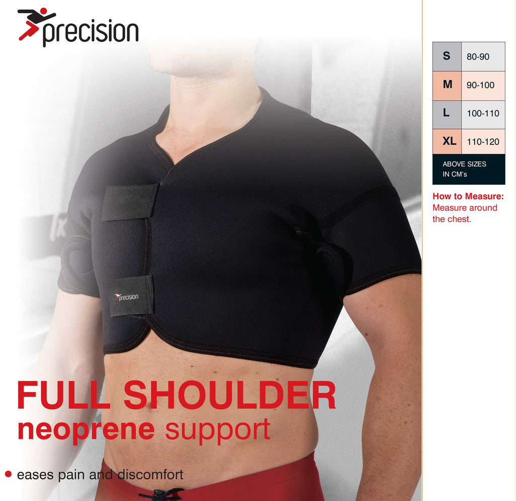 Precision Full Shoulder Neoprene Support