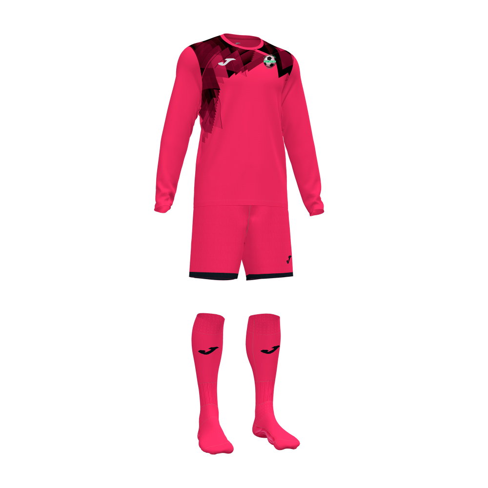GLK Joma Zamora VI Girls Goalkeeper Set Adult