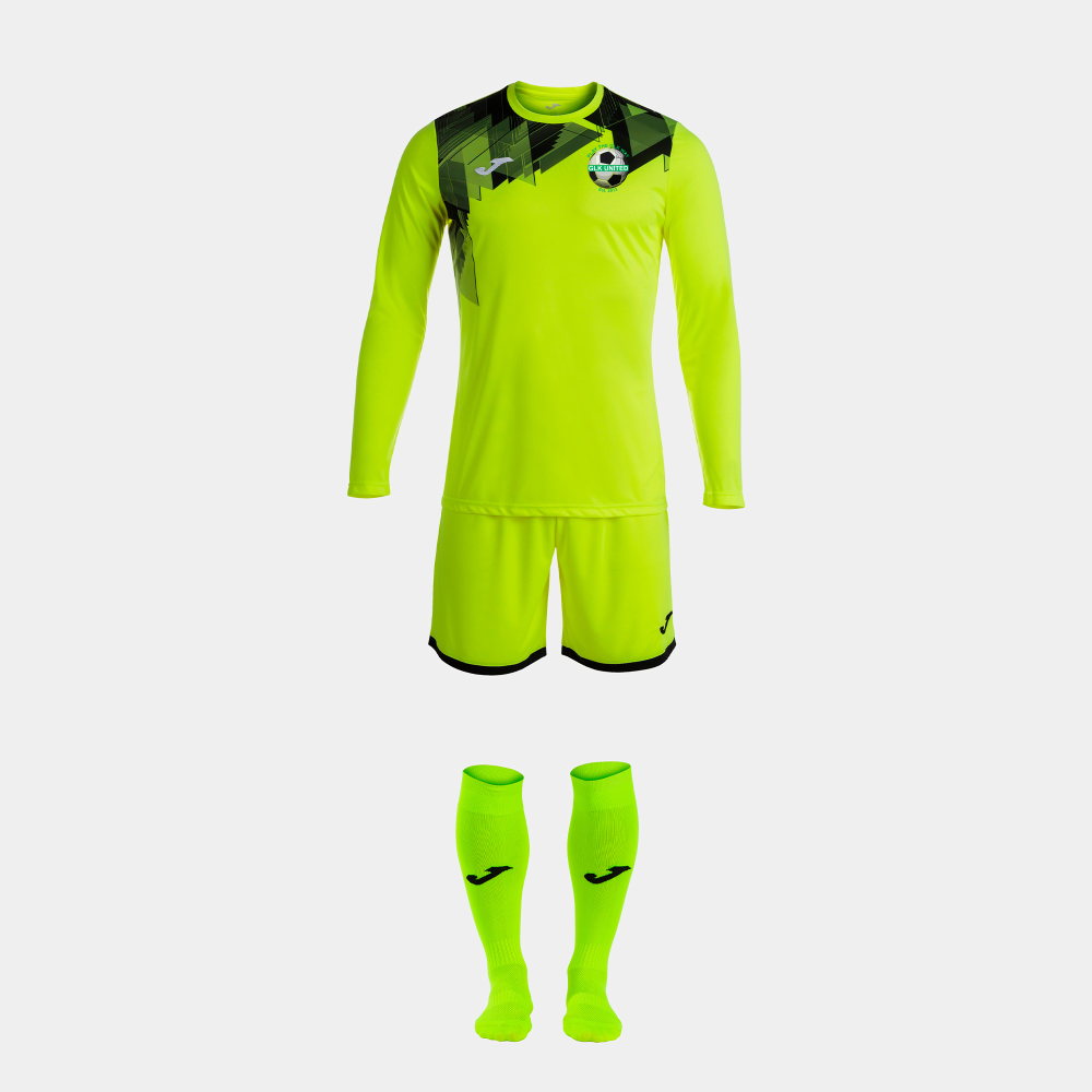 GLK Joma Zamora VI Girls Goalkeeper Set Junior