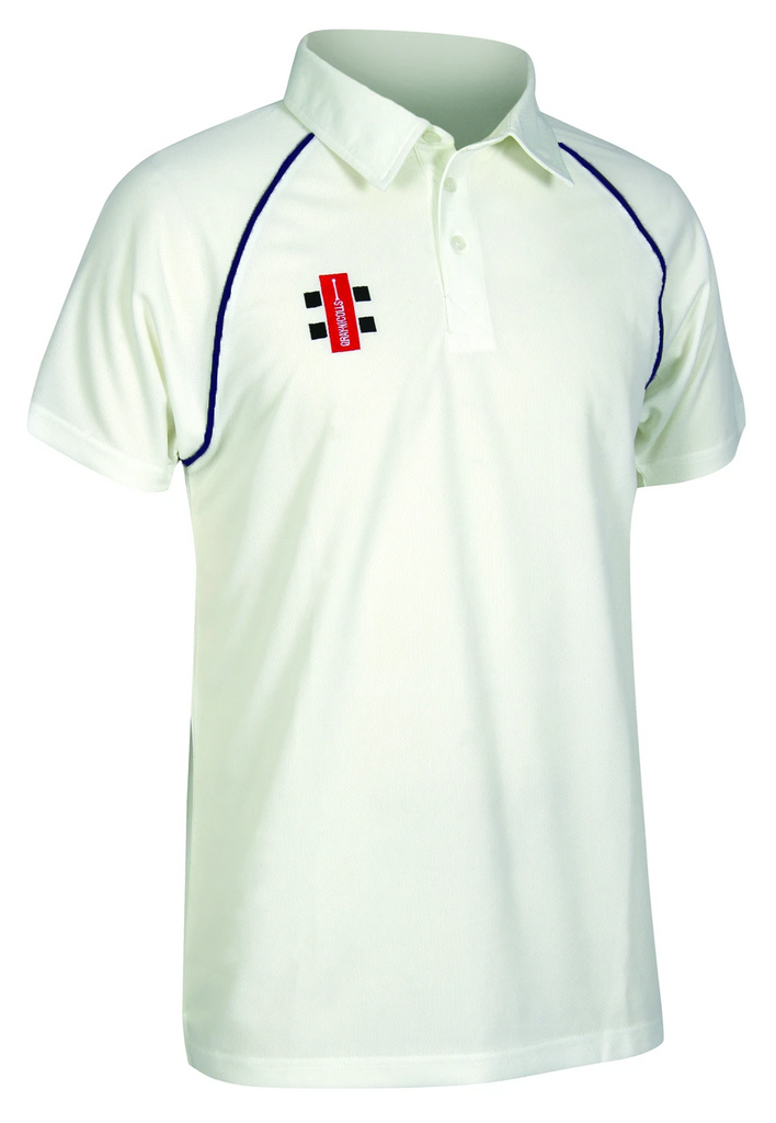 Gray Nicolls Matrix Short Sleeve Shirt Adult
