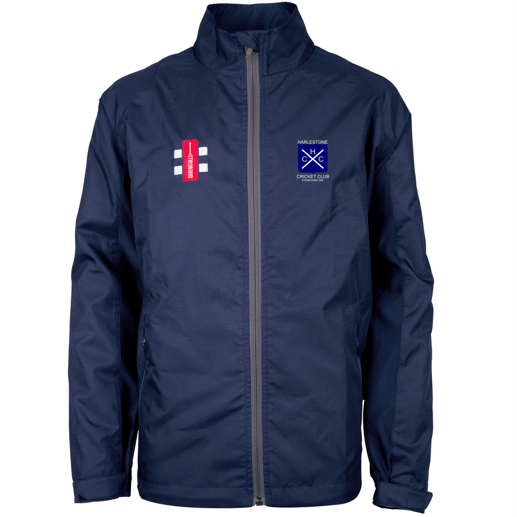 Harlestone Gray Nicolls Matrix Jacket Navy