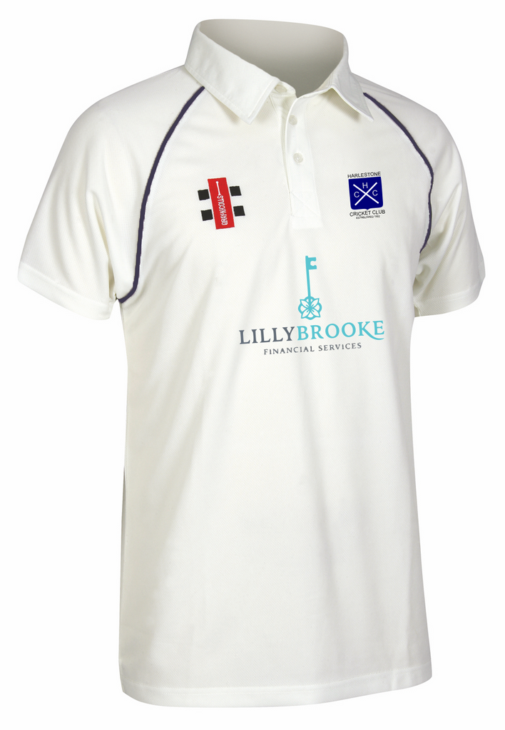 Harlestone Gray Nicolls Matrix Playing Shirt