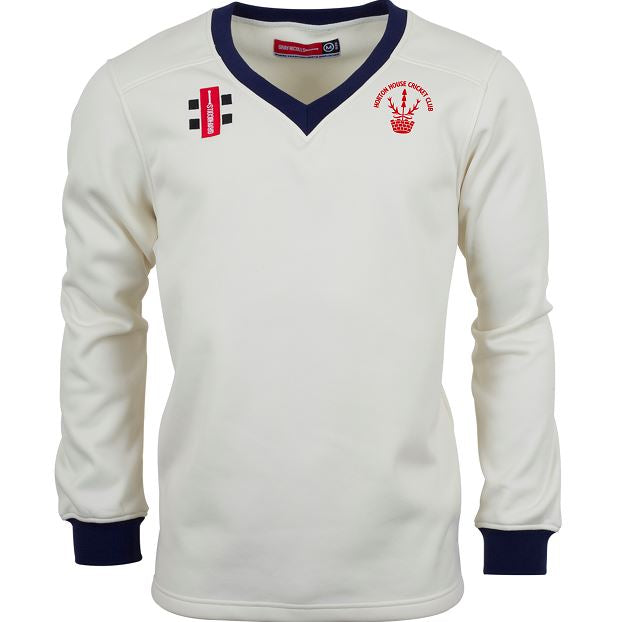 Horton House Gray Nicolls Velocity Sweater