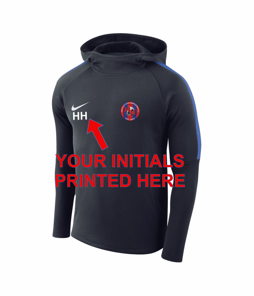 Printed Initials Hackleton Harriers