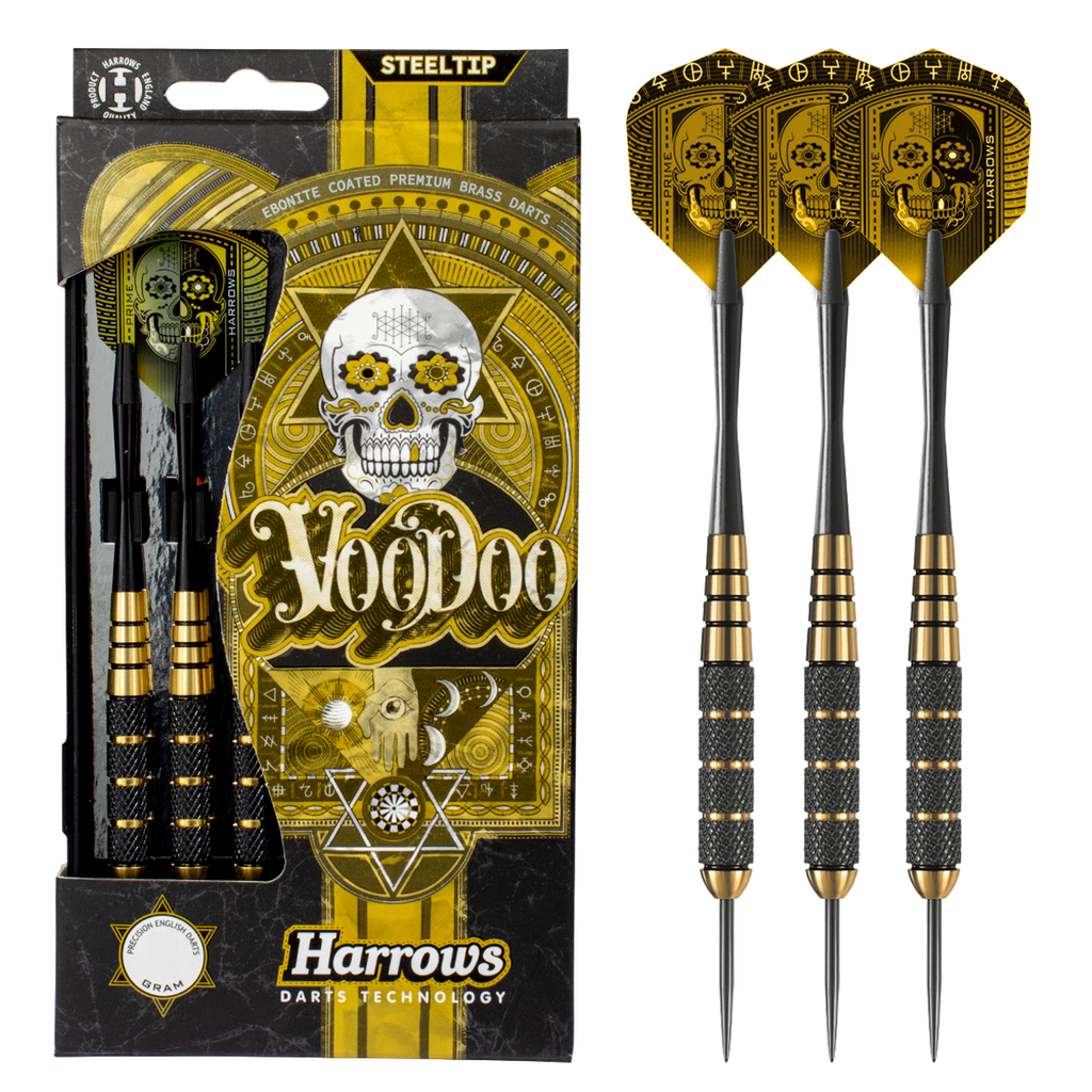 Harrows Voodoo Brass Darts
