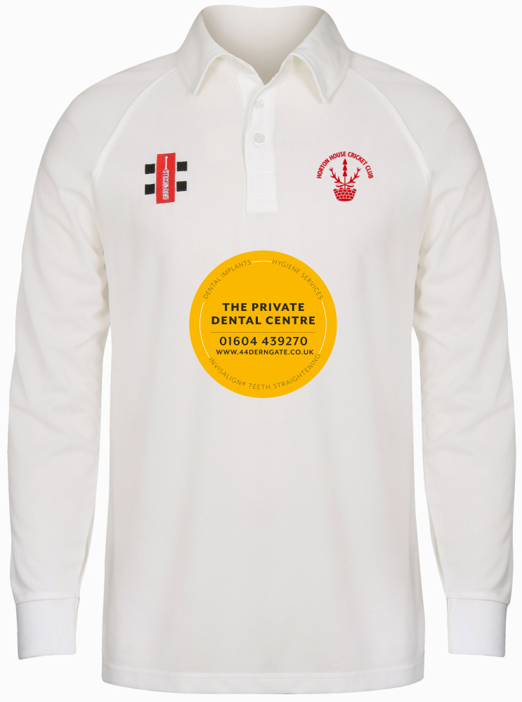 Horton House Gray Nicolls Matrix L/S Shirt
