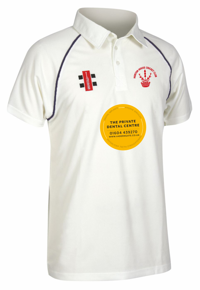 Horton House Gray Nicolls Matrix Playing Shirt