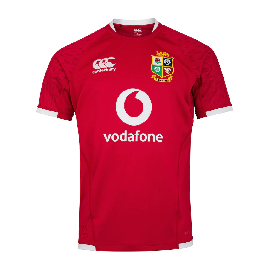 British & Irish Lions Mens Canterbury Pro Jersey