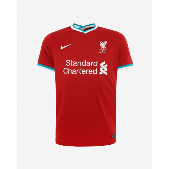 Liverpool LFC Nike Mens Home Stadium Jersey 20/21