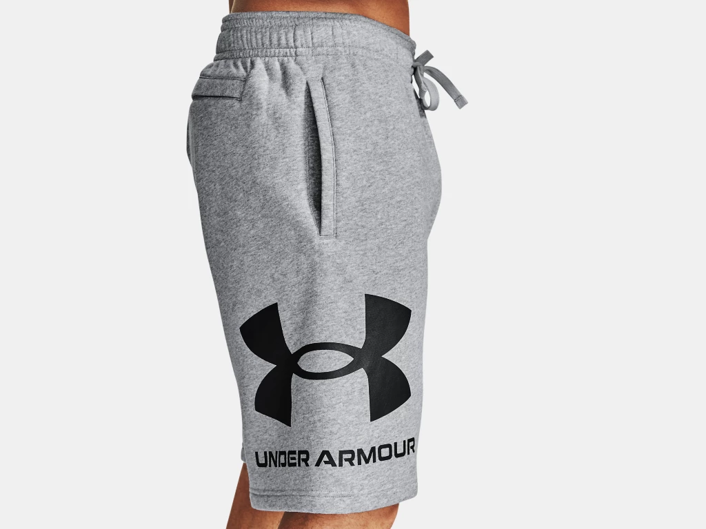 Under Armour Rival Fleece Big Logo Men's Shorts