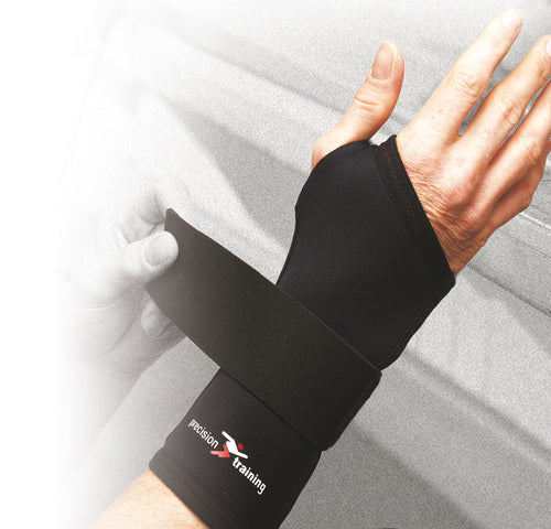 Precision Long Wrist Support