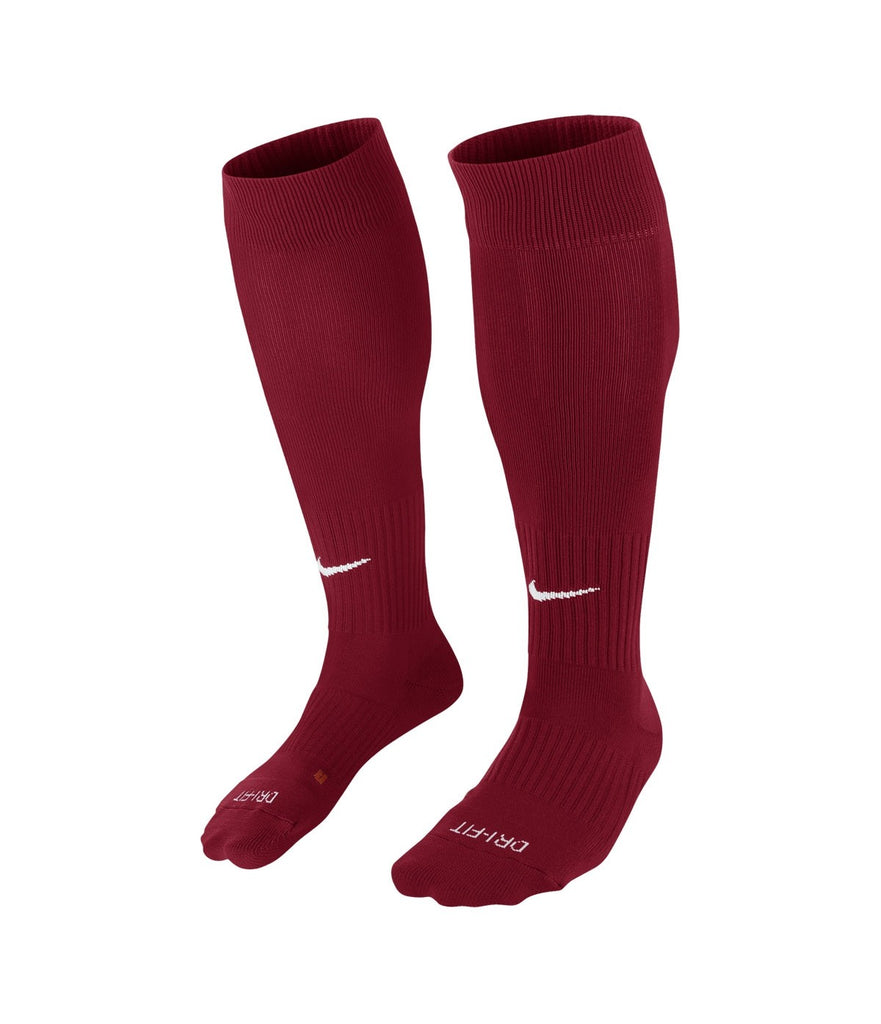 Nike Classic II Socks Team Red/Claret