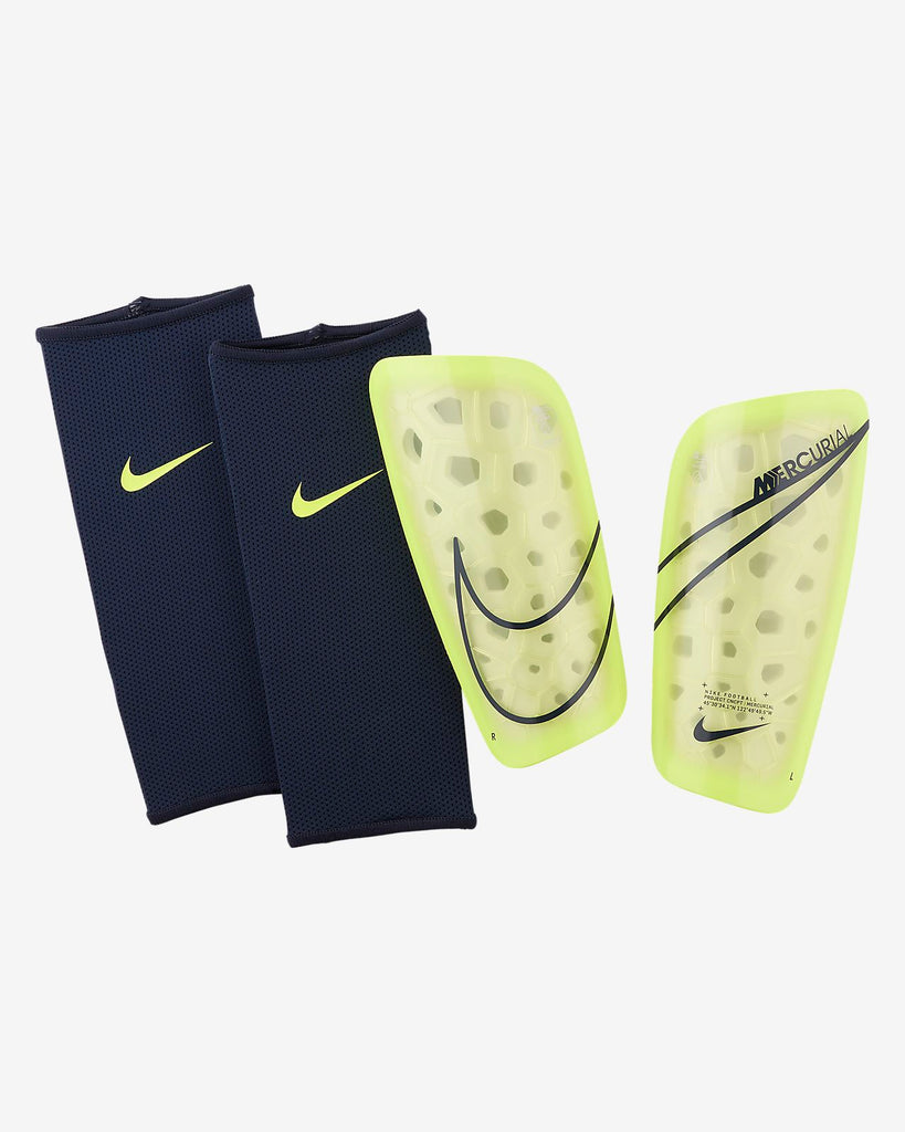 Nike Mercurial Lite Shinguards Volt