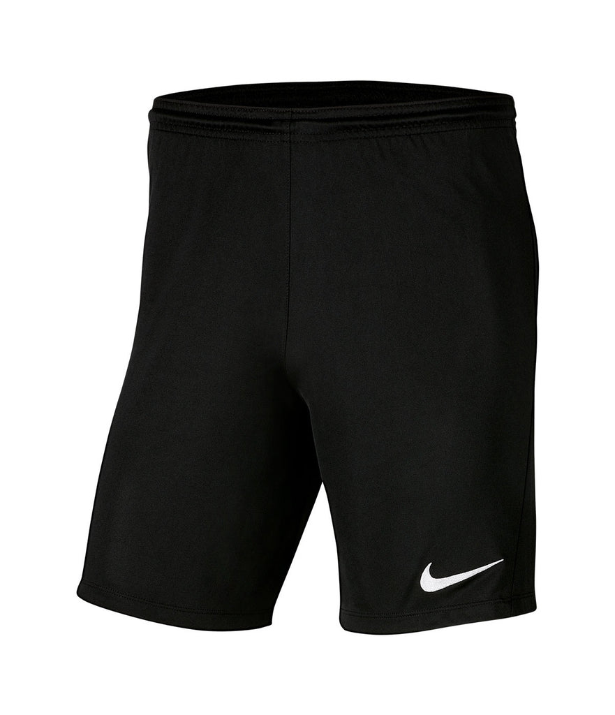 Nike Park III Knit Shorts Black