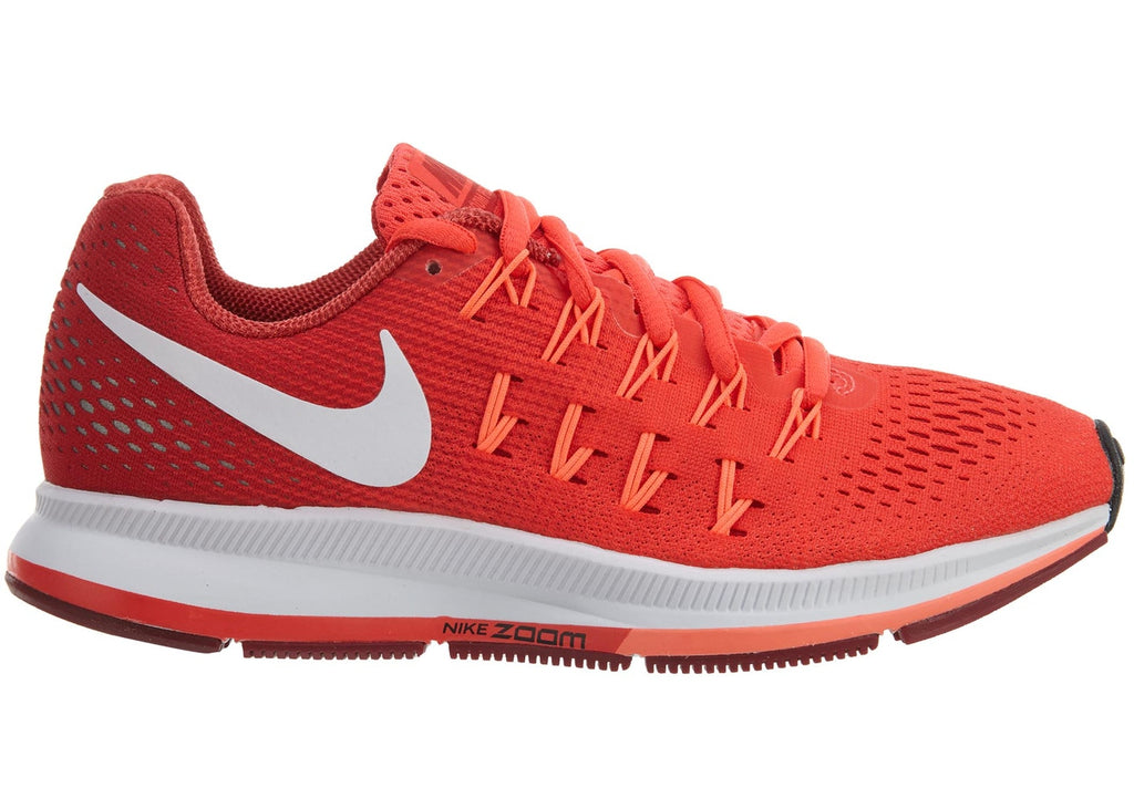 Nike Air Zoom Pegasus 33 Womens Bright Crimson