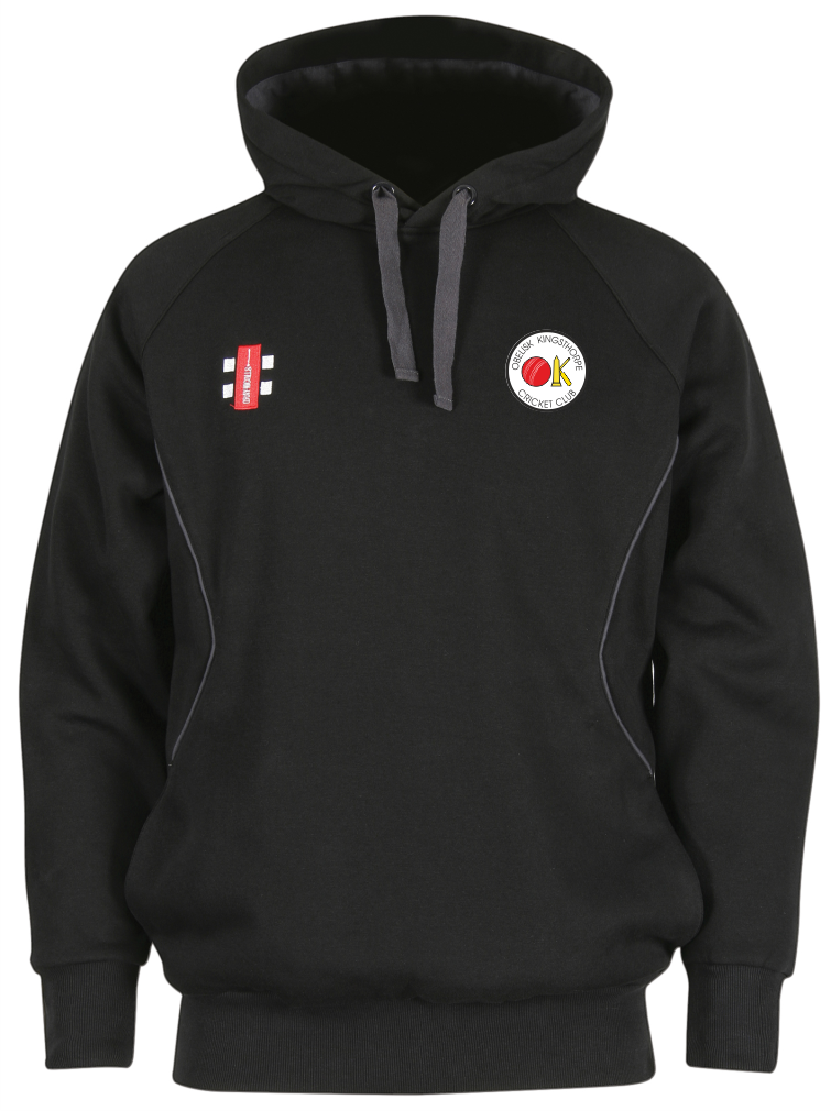 Obelisk Kingsthorpe Gray Nicolls Storm Hoody Black