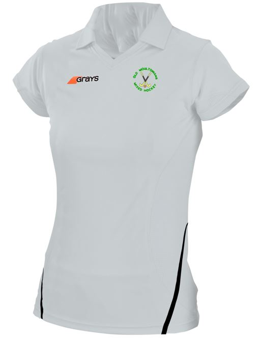 Old Moultonians Grays Playing Shirt - Ladies
