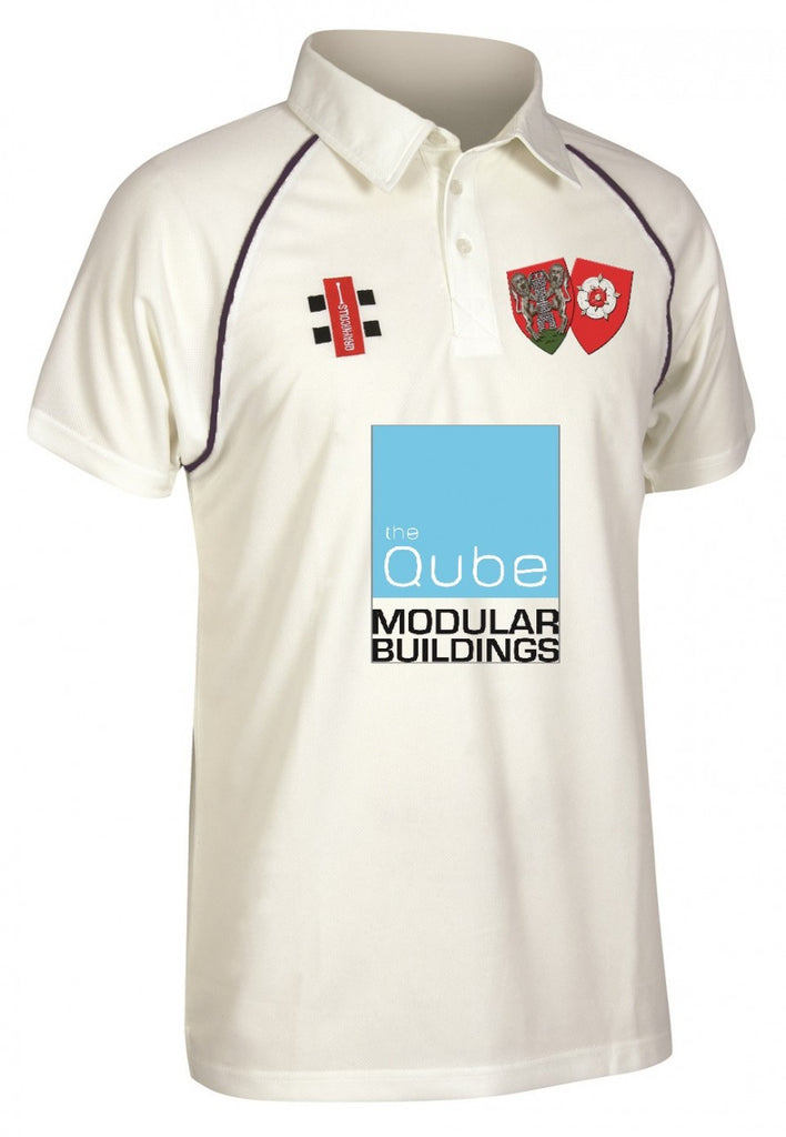 Old Northamptonians Gray Nicolls Matrix Playing Shirt
