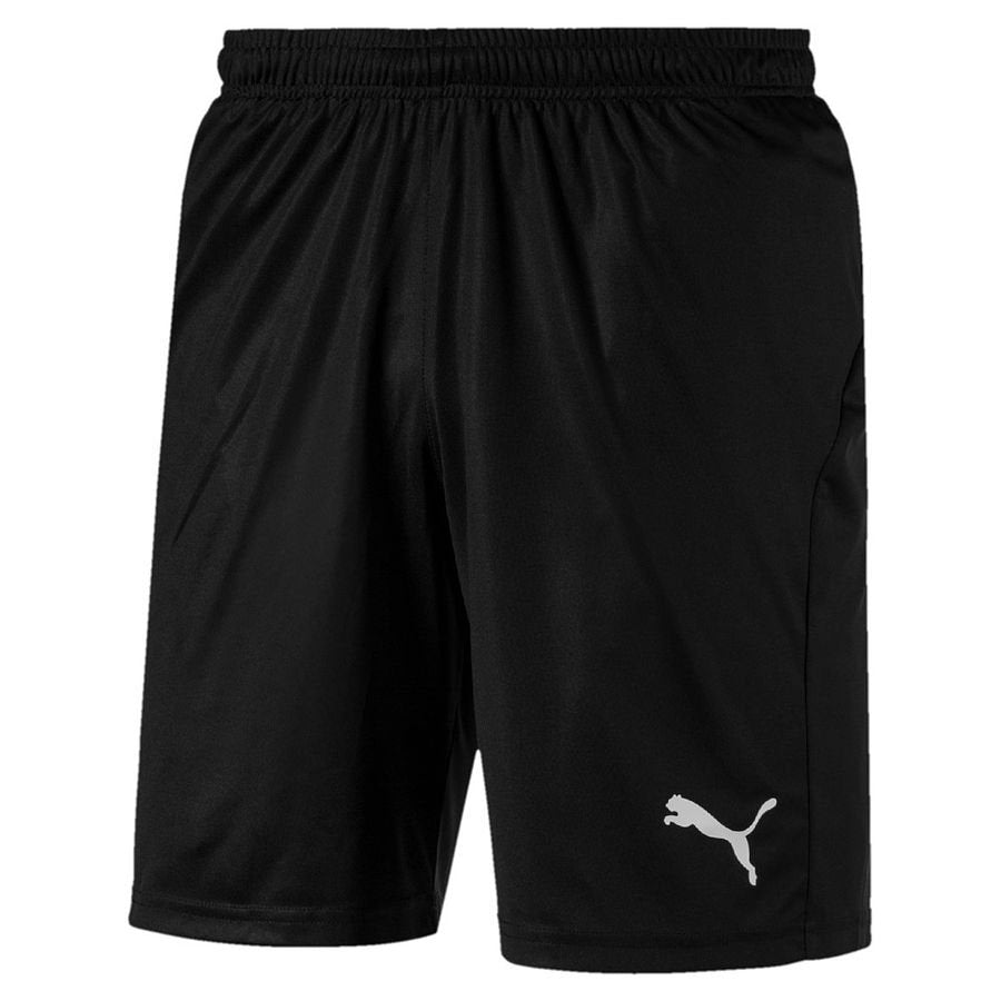 Still Men Puma Liga Shorts Core Black