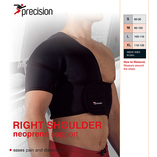 Precision Right Shoulder Neoprene Support