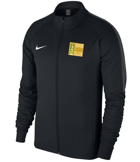 Roade TC Adults Nike Knit Track Jacket Black