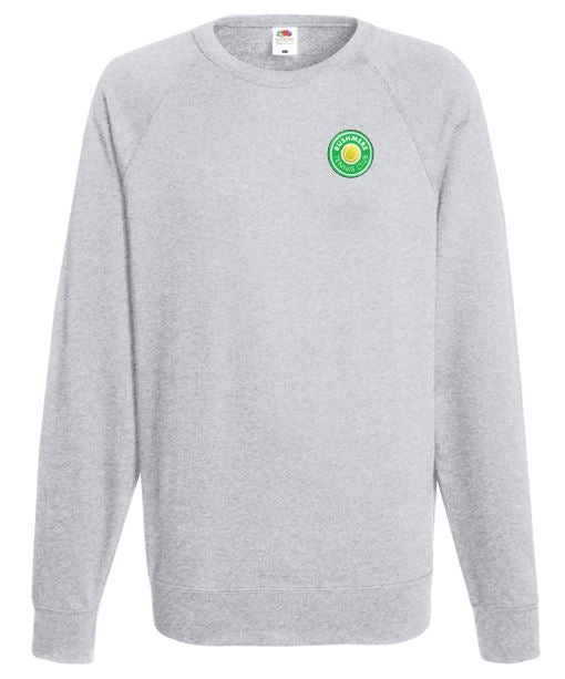 Rushmere Mens Lightweight Crew Neck Sweatshirt