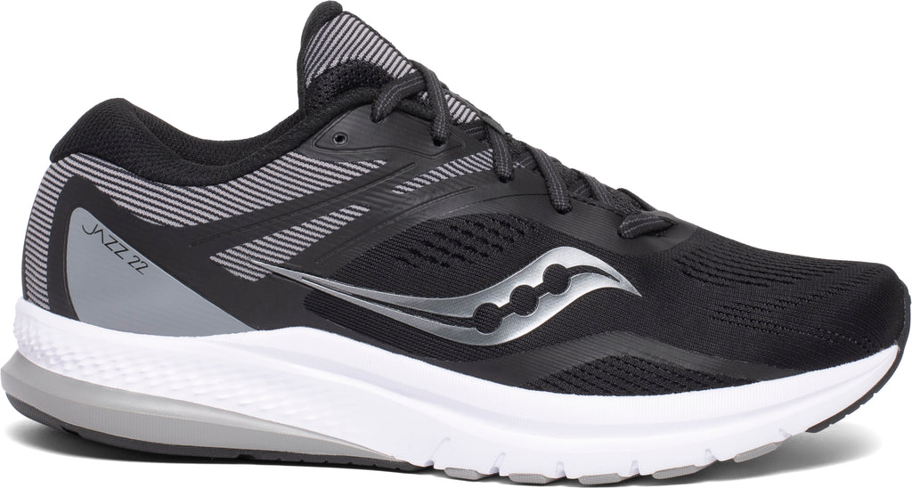 Saucony Jazz 22 Mens Black