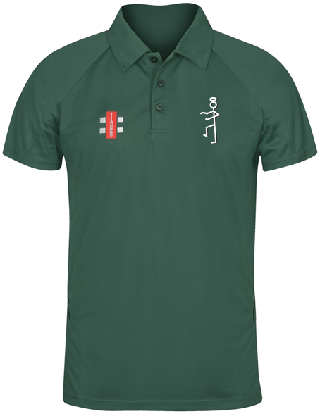 Northampton Saints C.C Gray Nicolls Matrix Polo