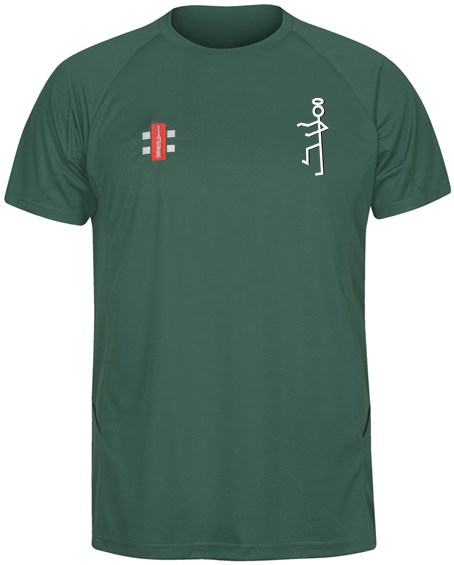Northampton Saints C.C Gray Nicolls Matrix T-Shirt