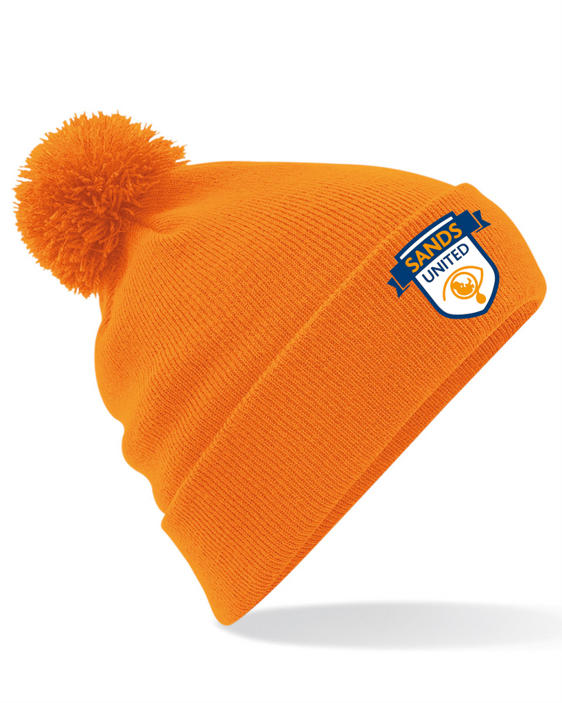 Sands F.C Bobble Beanie Hat