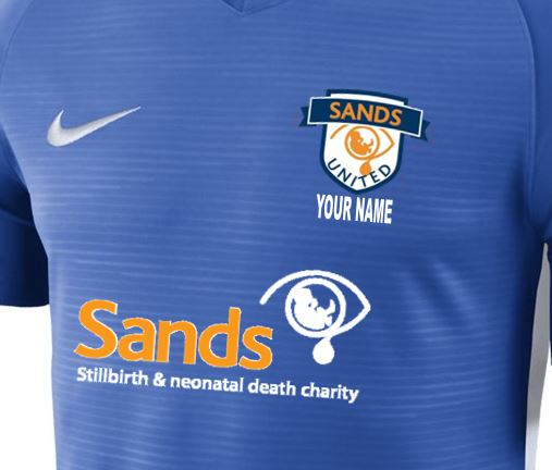 Embroidered Name Sands FC
