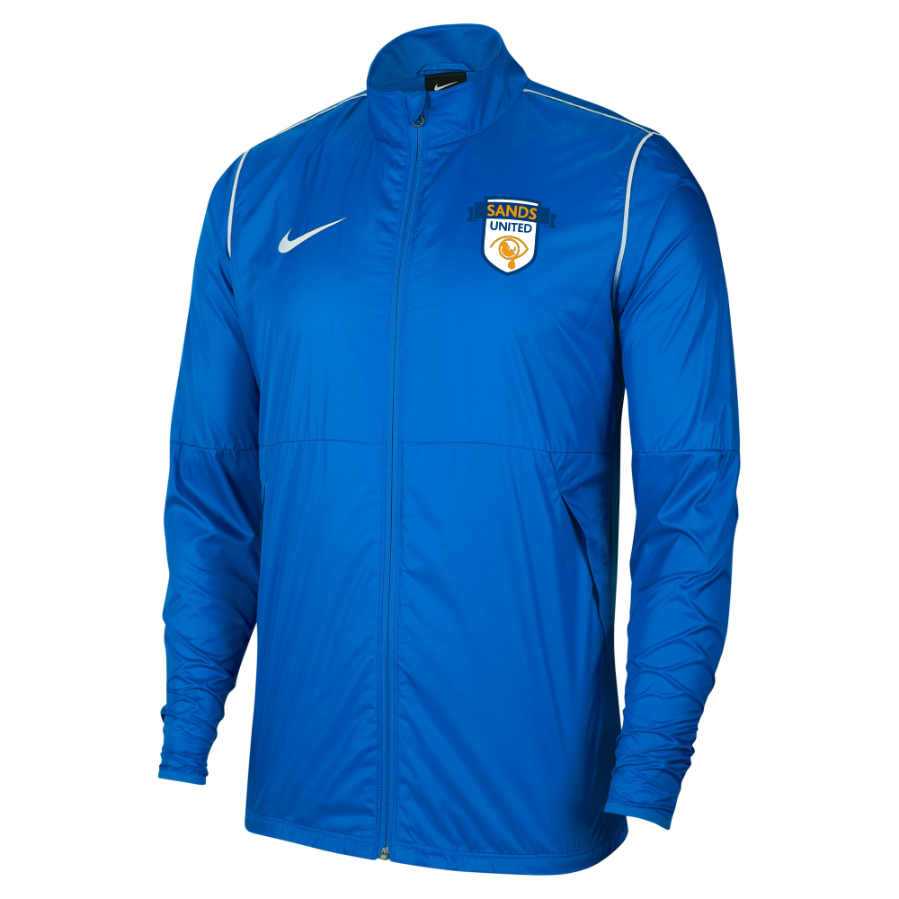 Sands F.C Nike Park 20 Rain Jacket Royal