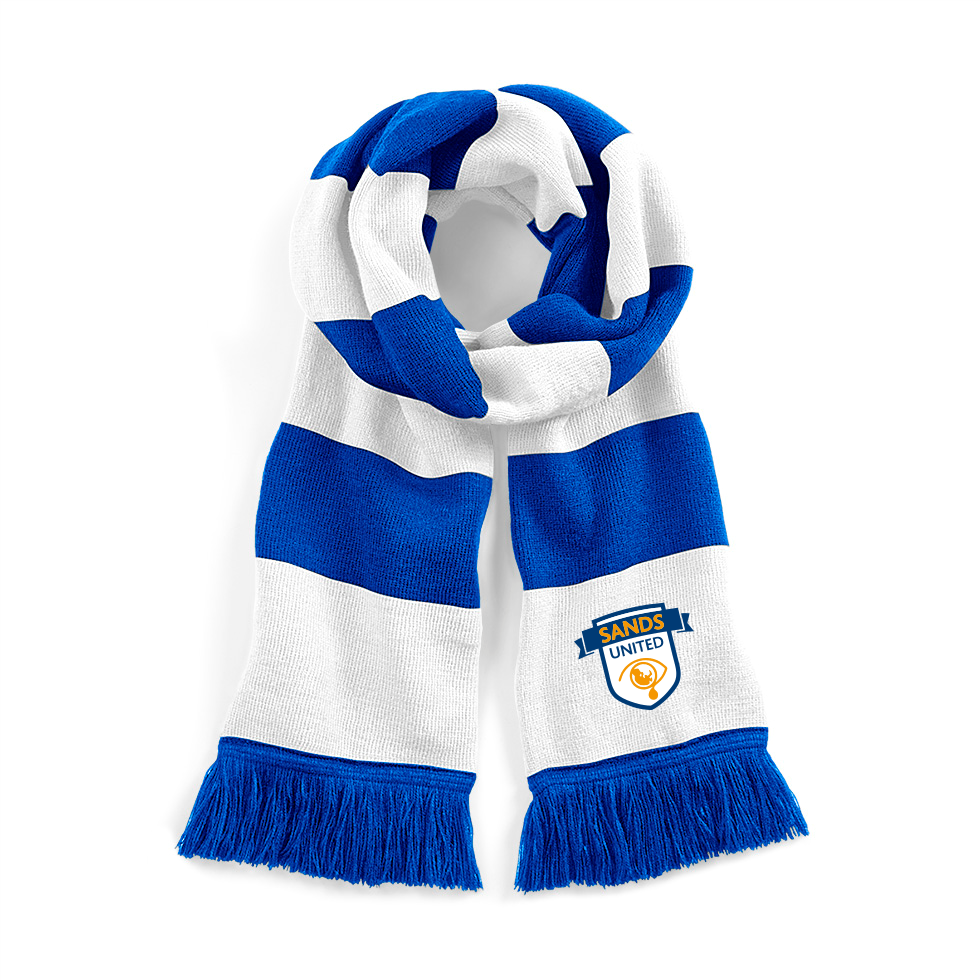 Sands F.C Scarf