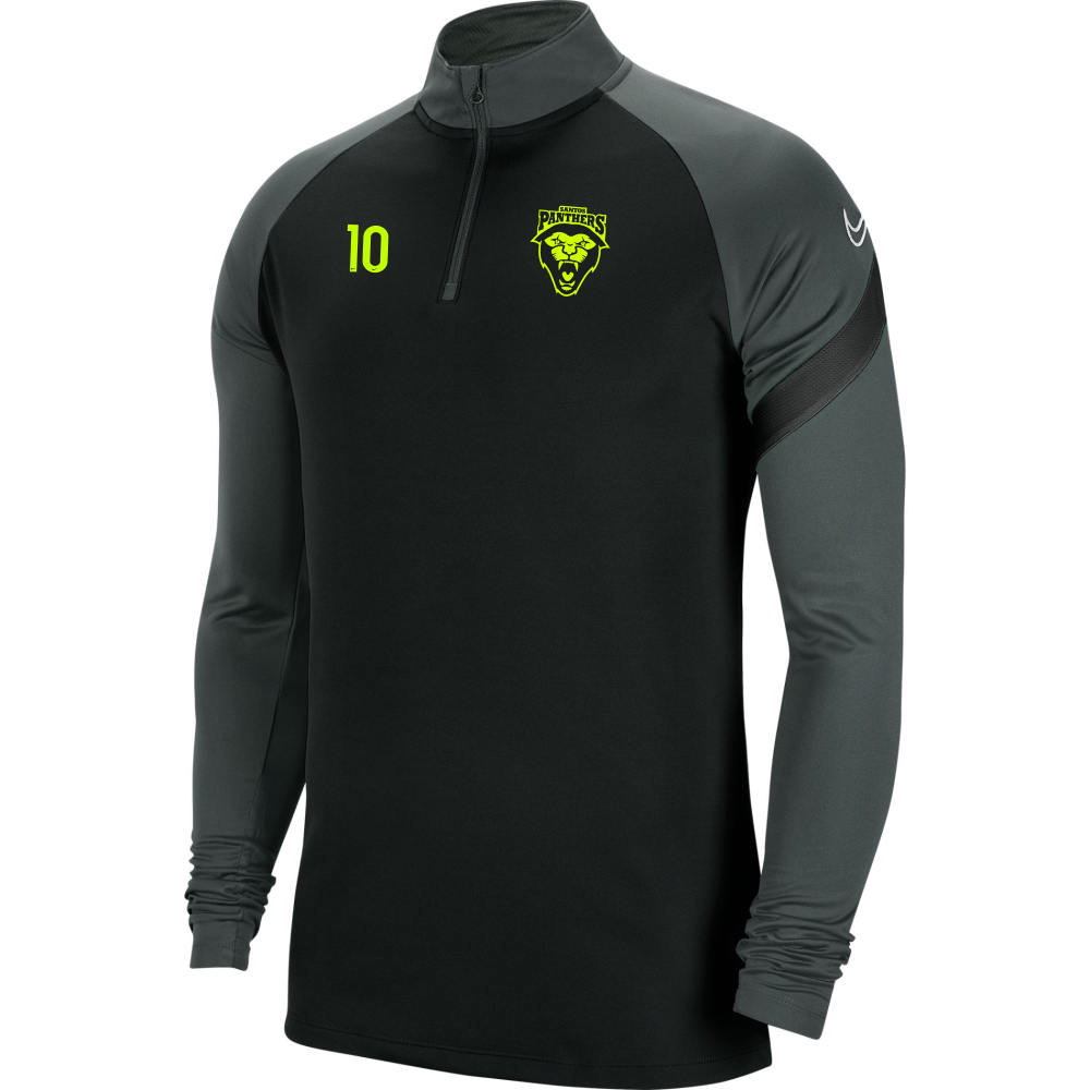 Nike Santos Panthers Academy Pro Drill Top