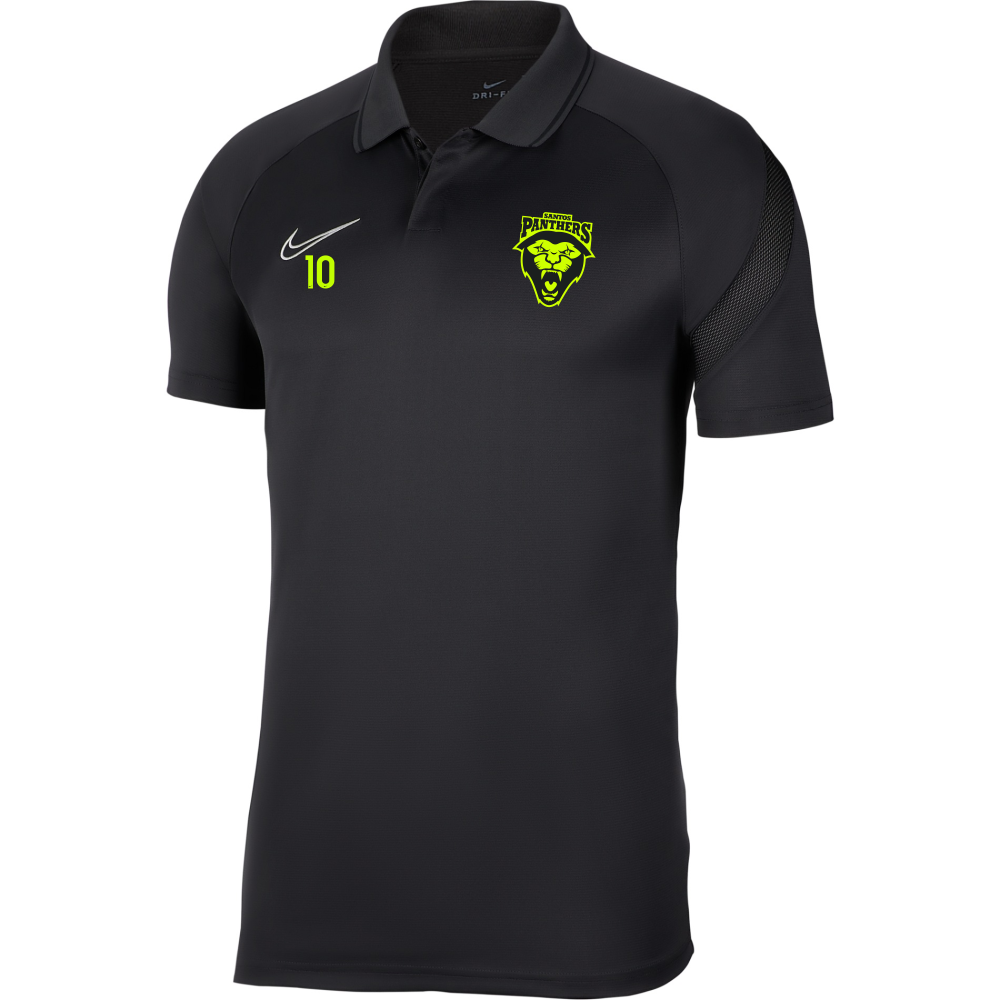 Nike Santos Panthers Academy Pro Polo Shirt