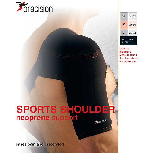 Precision Sports Shoulder Neoprene Support