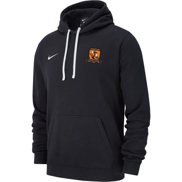 Spratton FC Junior Nike Team Club Hoodie Black