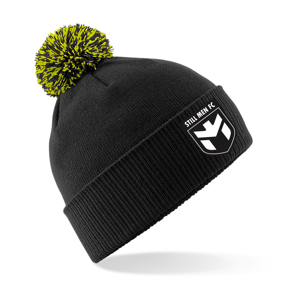 Still Men Bobble Hat