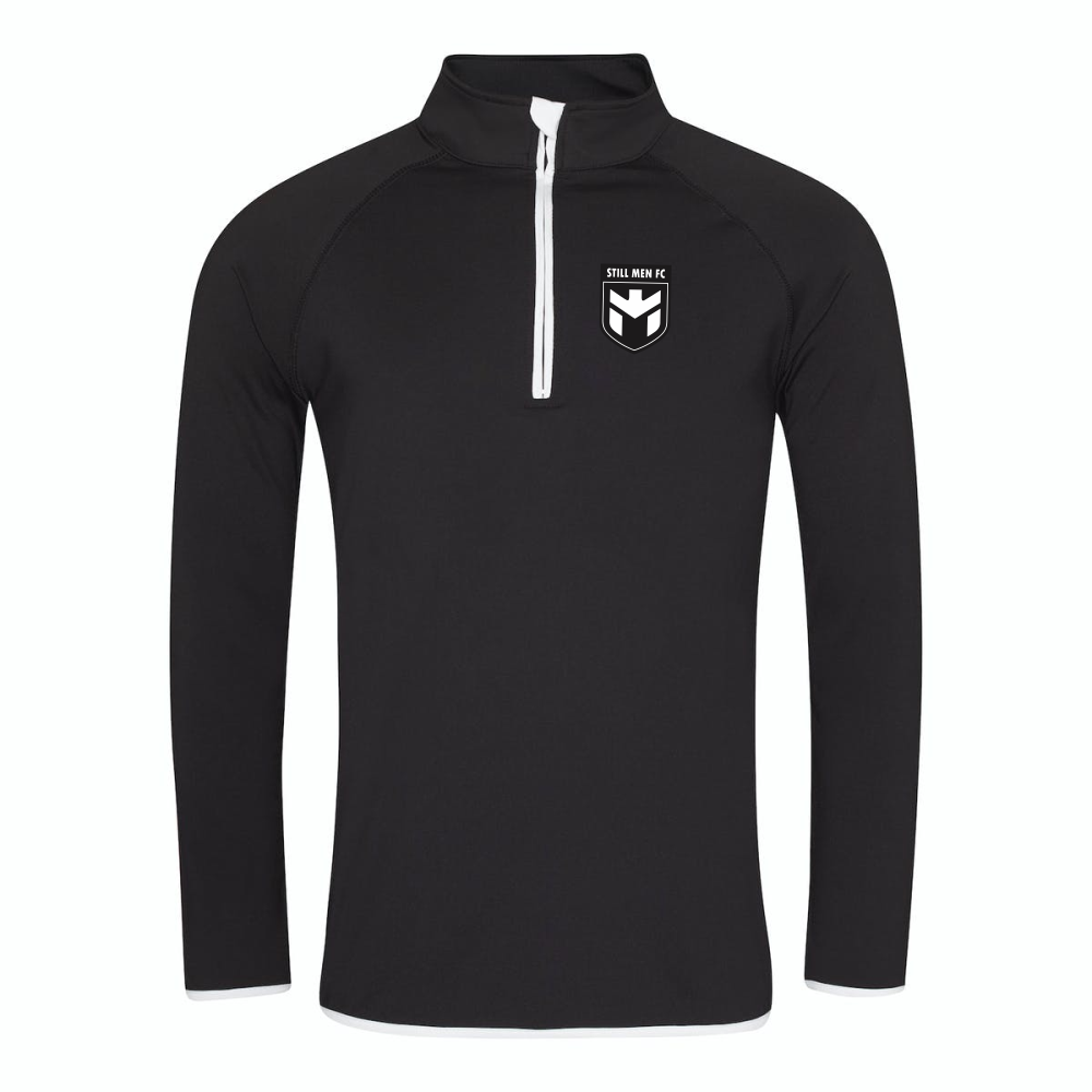 Still Men 1/4 Zip Midlayer