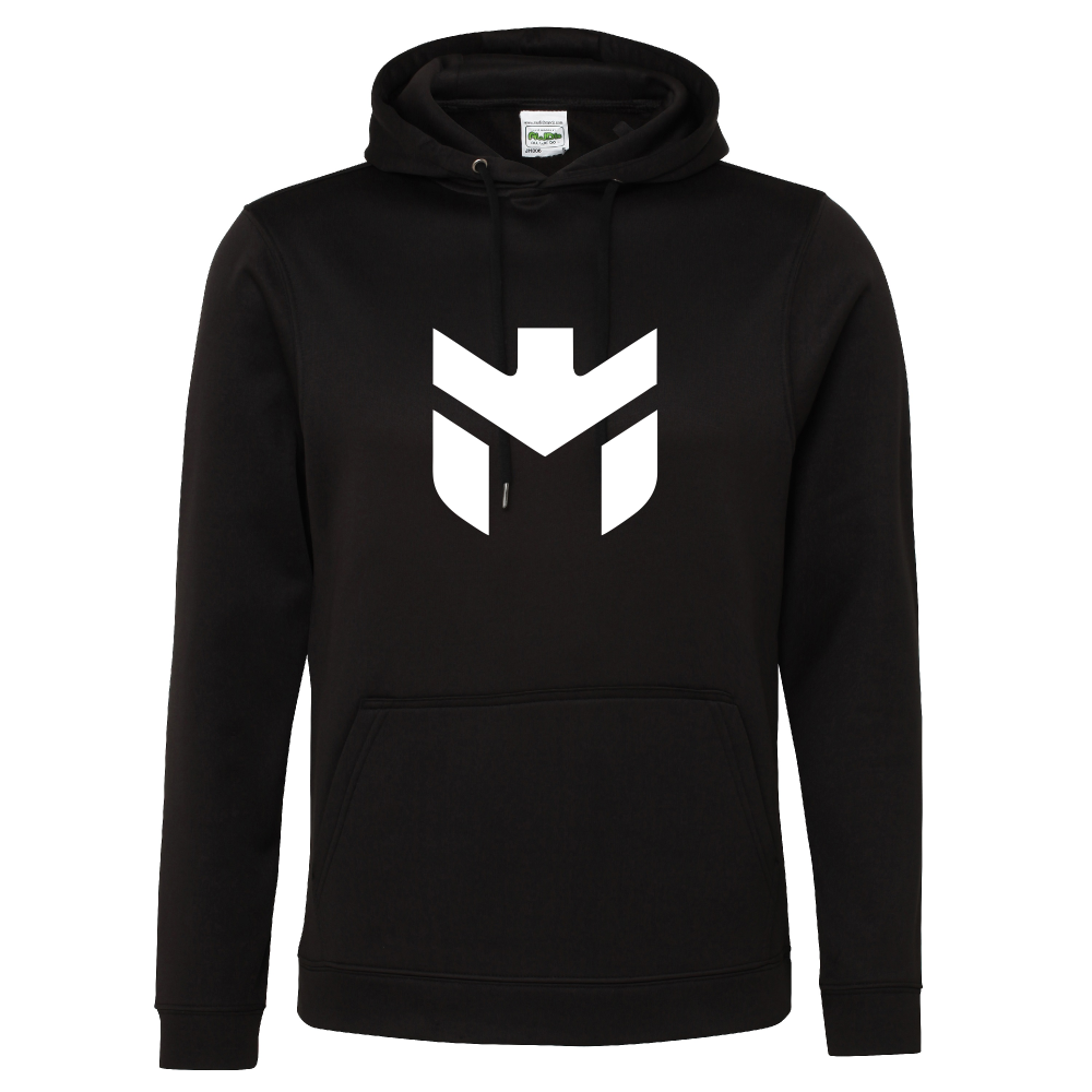 Still Men Big Logo Hoodie