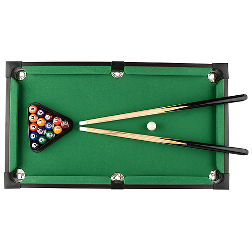 "Powerplay 25"" Pool Table Game"